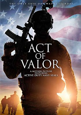 ACT OF VALOR BY ASEFA,ALEXANDER (DVD)