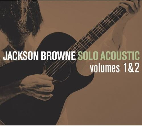 SOLO ACOUSTIC VOL 1 & 2 BY BROWNE,JACKSON (CD)