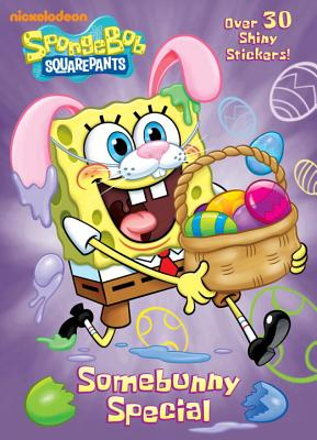Somebunny Special Hologramatic Sticker Book By Golden Books Publishing Company (COR)